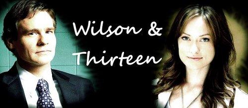 Thirteen x Wilson