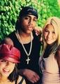 Tina, Bradley & Rachel