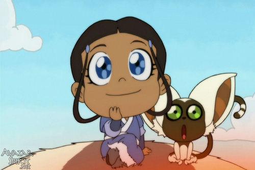 Tiny Katara