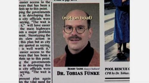 Arrested Development wallpaper called Tobias