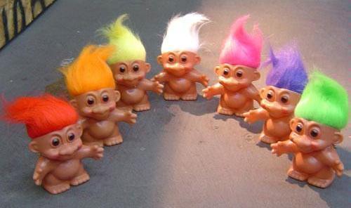 Troll bambole
