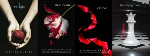 Twilight Series Covers