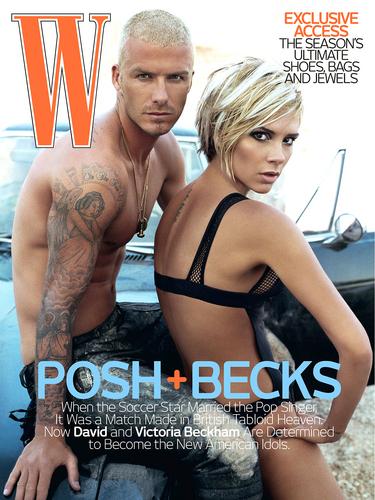 W Magazine - August 2007