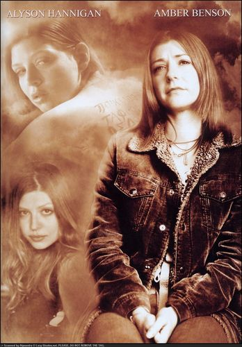 Buffy the Vampire Slayer wallpaper entitled Willow & Tara