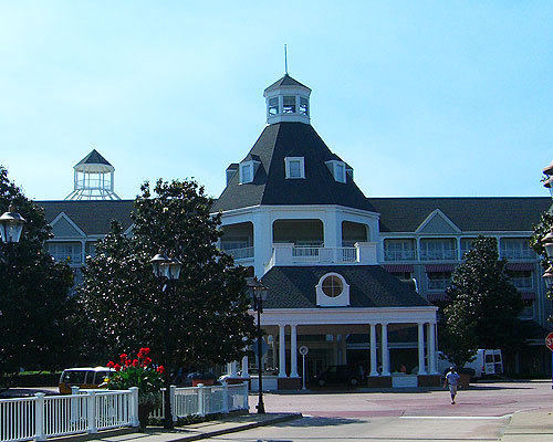 Yacht Club Resort