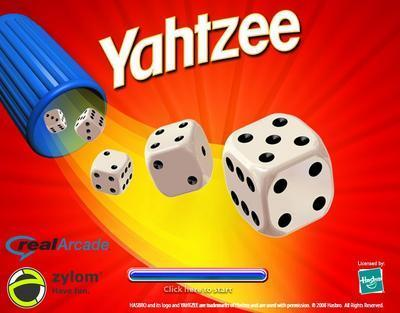 online yahtzee