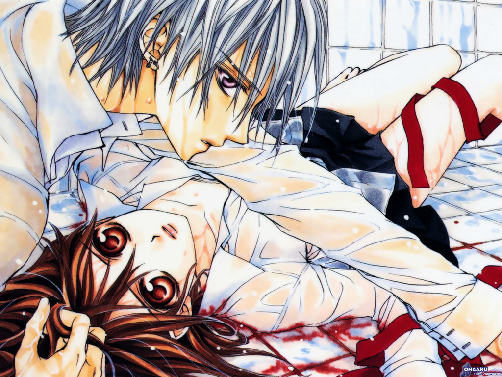 Vampire Knight anime gallery