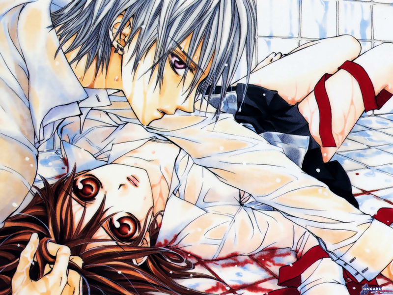 wallpapers vampires. Wallpaper - Vampire Knight