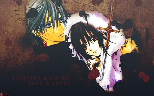 Zero & Yuuki Wallpaper
