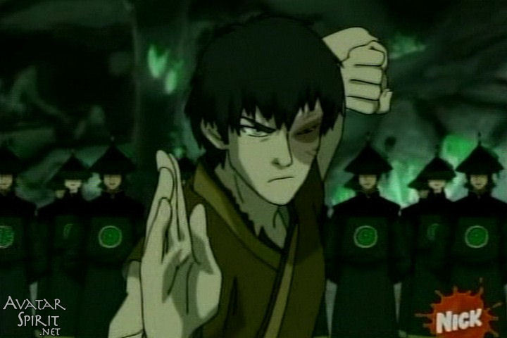 Avatar the last airbender zuko wallpaper zuko