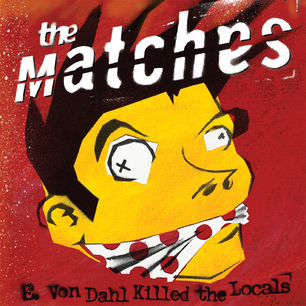 album cover - the-matches Photo