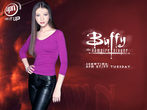 Buffy the Vampire Slayer achtergrond probably containing a hip boot, a legging, and tights titled buffy achtergrond