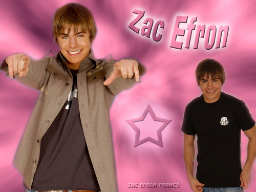 cool zacy - high-school-musical Wallpaper