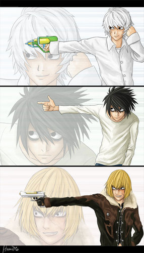 deathnote - death-note Photo