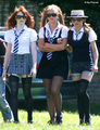 girls aloud - st-trinians-2007 photo