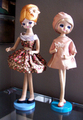 japanse fashion dolls 60s