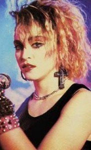 madonna 80's