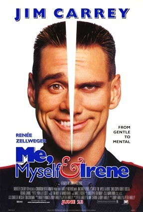 me,myself and irene offical movie poster