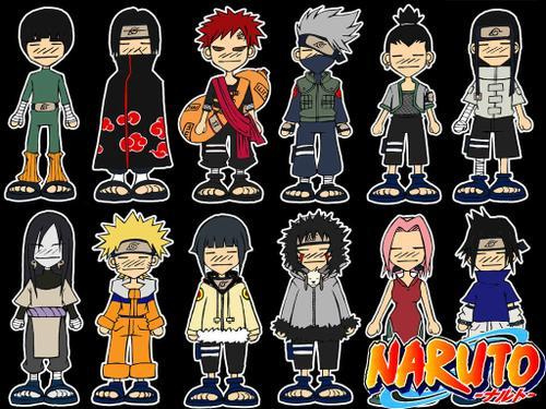 Naruto: Naruto - Wallpaper Colection