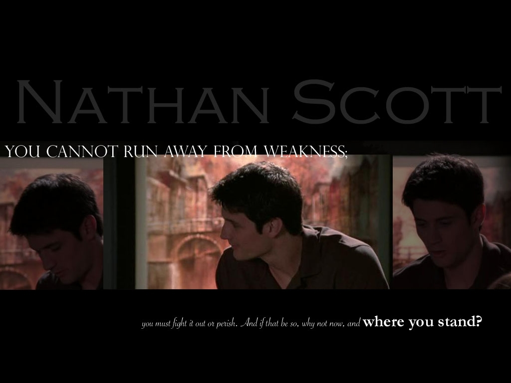 One Tree Hill Nathan Quotes One Tree Hill Nathan