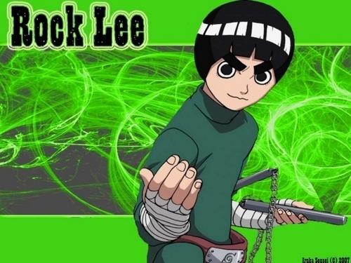 rock lee