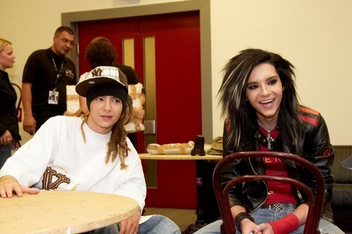 Tom & Bill Kaulitz 壁纸 called tom&bill