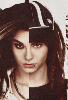 Tom & Bill Kaulitz 壁纸 possibly containing a portrait titled tom&bill