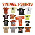 vintage t-shirts - retro-fashion photo