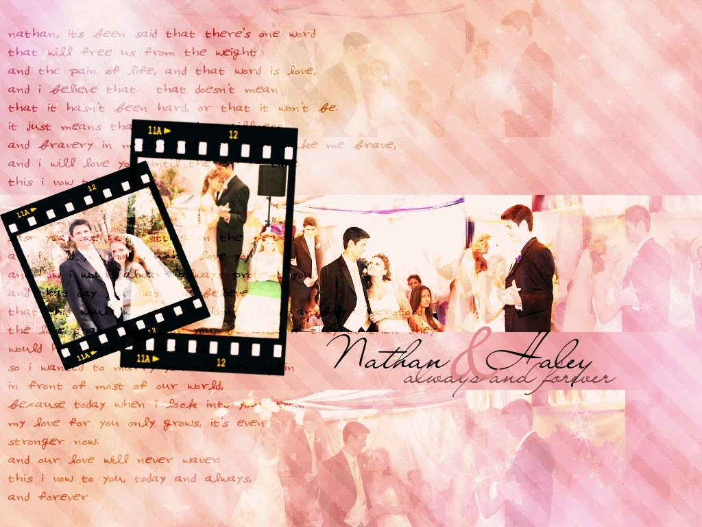 One Tree Hill Quotes Images Wedding Vows Hd Wallpaper And Background