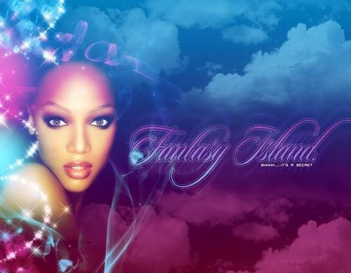 Tyra Banks : fantasi Island