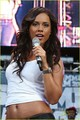 Alicia @ Hot 97 Summer jam