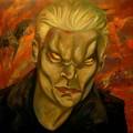 Angry Vampire Spike