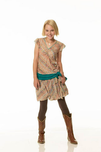 AnnaSophia Robb wallpaper containing a hip boot and a chemise titled AnnaSophia Robb