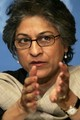 Asma Jahangir - human-rights photo
