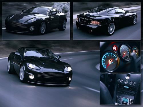 Aston Martin Vanquish Обои