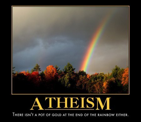 Atheism posters