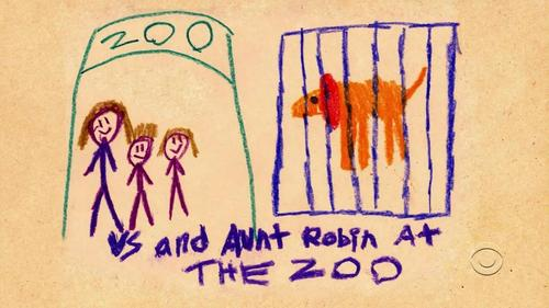 Aunt Robin Drawings