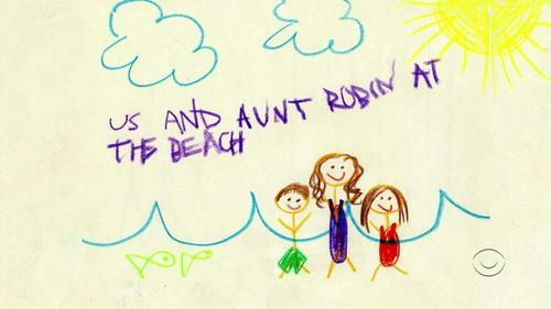 Aunt Robin Drawings