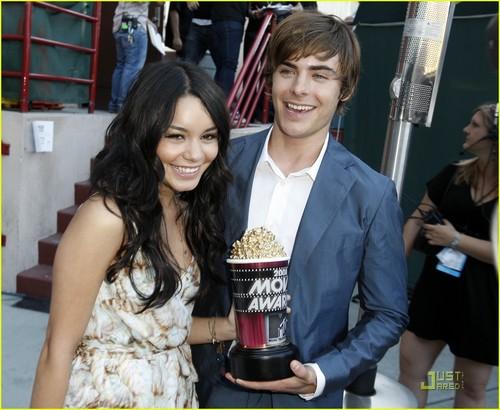 Baby V @ MTV Movie Awards