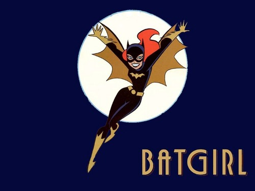 Batman wallpaper called Bat Girl