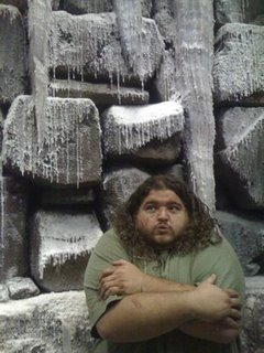 Behind The Scenes - Jorge Garcia in the Orchid