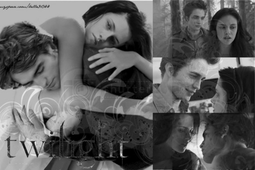 Edward and Bella wallpaper titled Bella+Edward