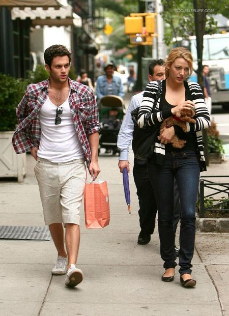 blake lively and penn badgley split. Blake Lively and Penn Badgley,