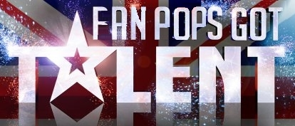 fanpop's got talent wallpaper called Britain's Got Talent, photoshopped with MS Paint