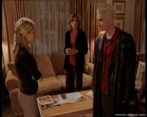 Buffy,Joyce & Spike (season 2)