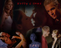 Buffy &amp; Spike - bangel-vs-spuffy photo