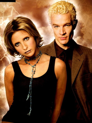 Buffy & Spike