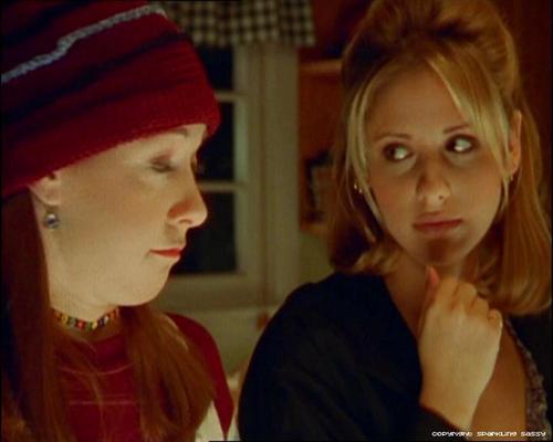 Buffy & Willow (season 2)