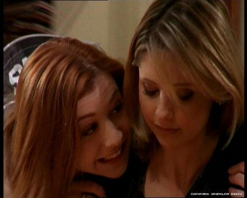 Buffy & Willow (season 2)