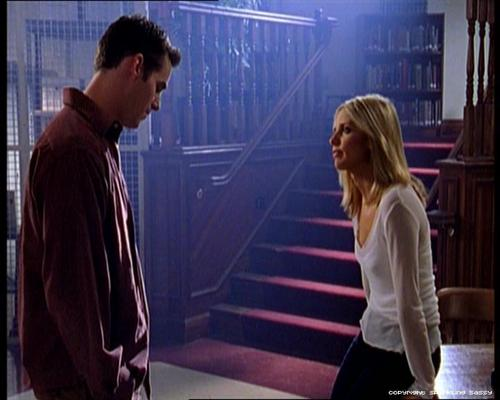 Buffy & Xander (season 2)